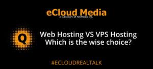 Web Hosting VS VPS Hosting