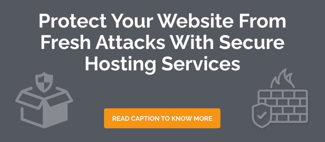 Protect Your Website From Fresh Attacks